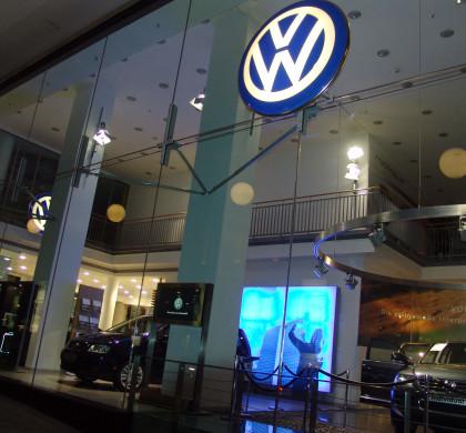 Volkswagen car show